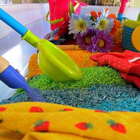 5 забавни сензорни активности за најмалитепалавковци